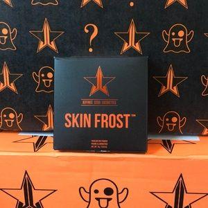 🆕👻 Jeffree Star MYSTERY FROST Skin Frost